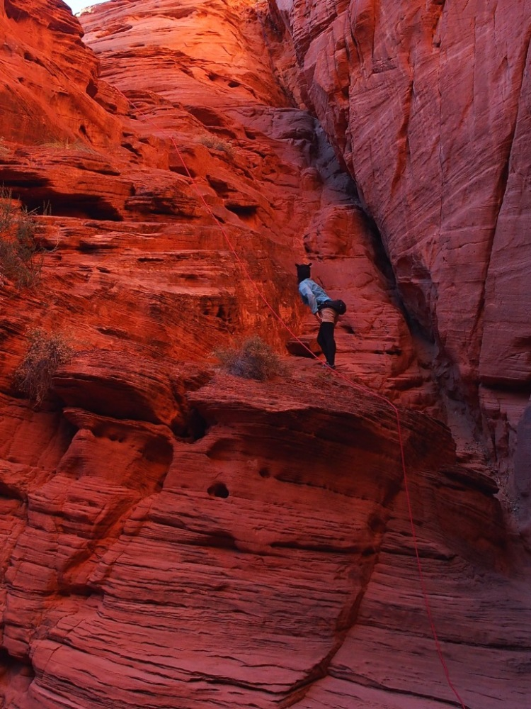 Middle Route, Buckskin Gulch